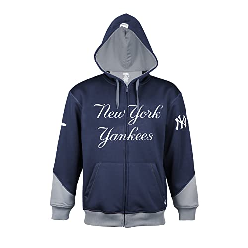 official photos c6a94 318e0 New York Yankees Sweatshirt: Amazon.com