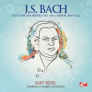 Suite for Orchestra No. 1 in C Minor, BWV 1066: Minuet I & II