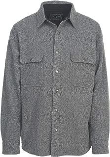 Men's Wool Alaskan Shirt