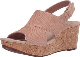 Clarks Annadel Sky womens Wedge Sandal