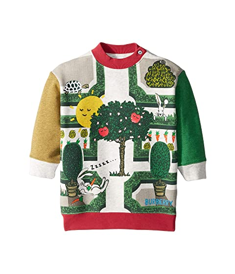 Burberry Kids Maze Dress (Infant/Toddler)