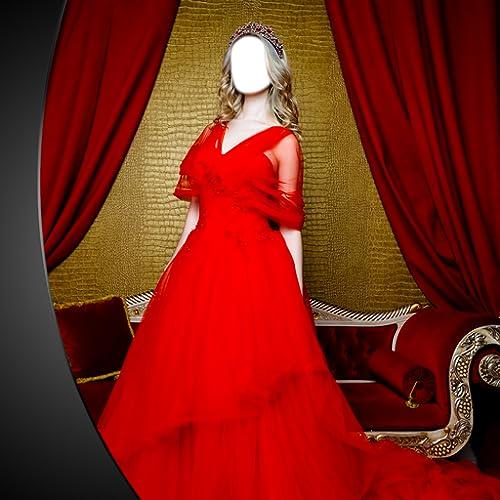 Éditeur de robe longue de soirée