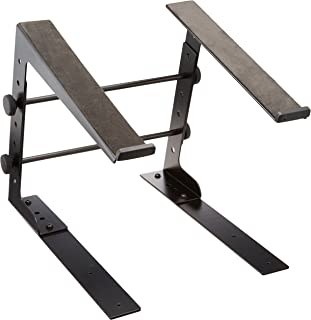 Dicon Audio LPS-002 with clamps LAPTOP STAND ラップトップスタンド ブラック