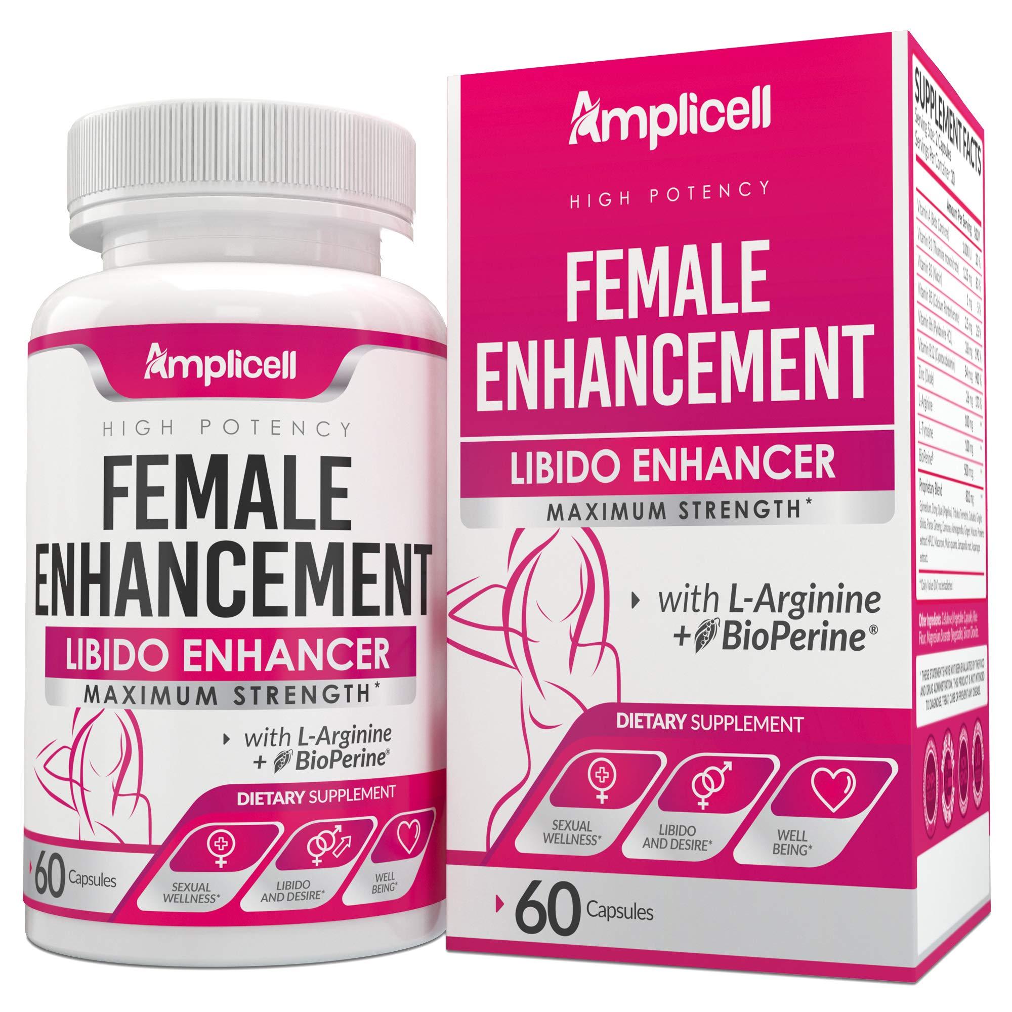 Natural Herbal Female Desire Supplement