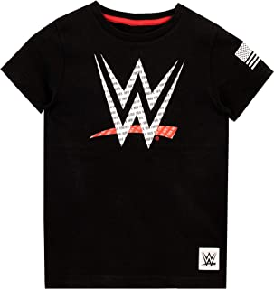 WWE Camiseta de Manga Corta para niños World Wrestling Entertainment