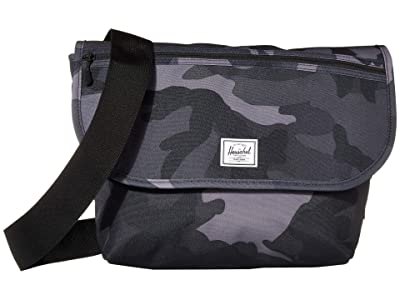 Herschel Supply Co. Grade Mid-Volume (Night Camo) Messenger Bags