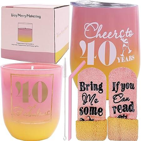40th Birthday, Birthday Gifts for Women 40, 40th Birthday Gifts for Women, 40th Bday Gifts for Women, 40th Birthday Gift, Birthday 40th for Women, Birthday Gifts for 40, 40 Birthday Gifts Women