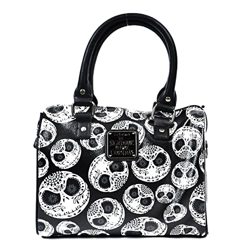 Loungefly Nightmare Before Christmas Jack Skellington Mini City Crossbody Purse