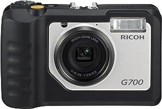 RICOH デジタルカメラ G700 広角28mm 防水5m 耐衝撃2.0m 防塵 耐薬品性 174380