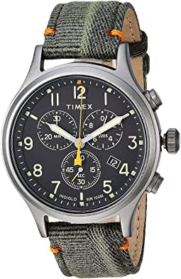 Timex - Allied Chrono Canvas