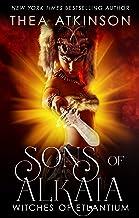 The Sons of Alkaia: Witches of Etlantium novella (English Edition)