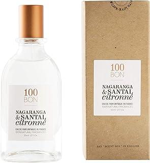 100 BON nagaranga & santal citronne spray unisex, 1.7 Fl Oz
