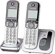 Telefone Sem Fio Com Identificador de Chamadas + 1 Ramal