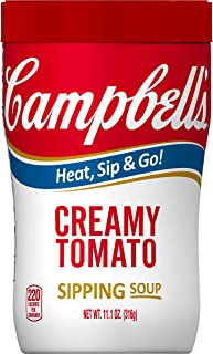 Best campbell's creamy tomato soup on the go Reviews