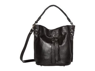 Patricia Nash Otavia Bucket (Black 1) Handbags