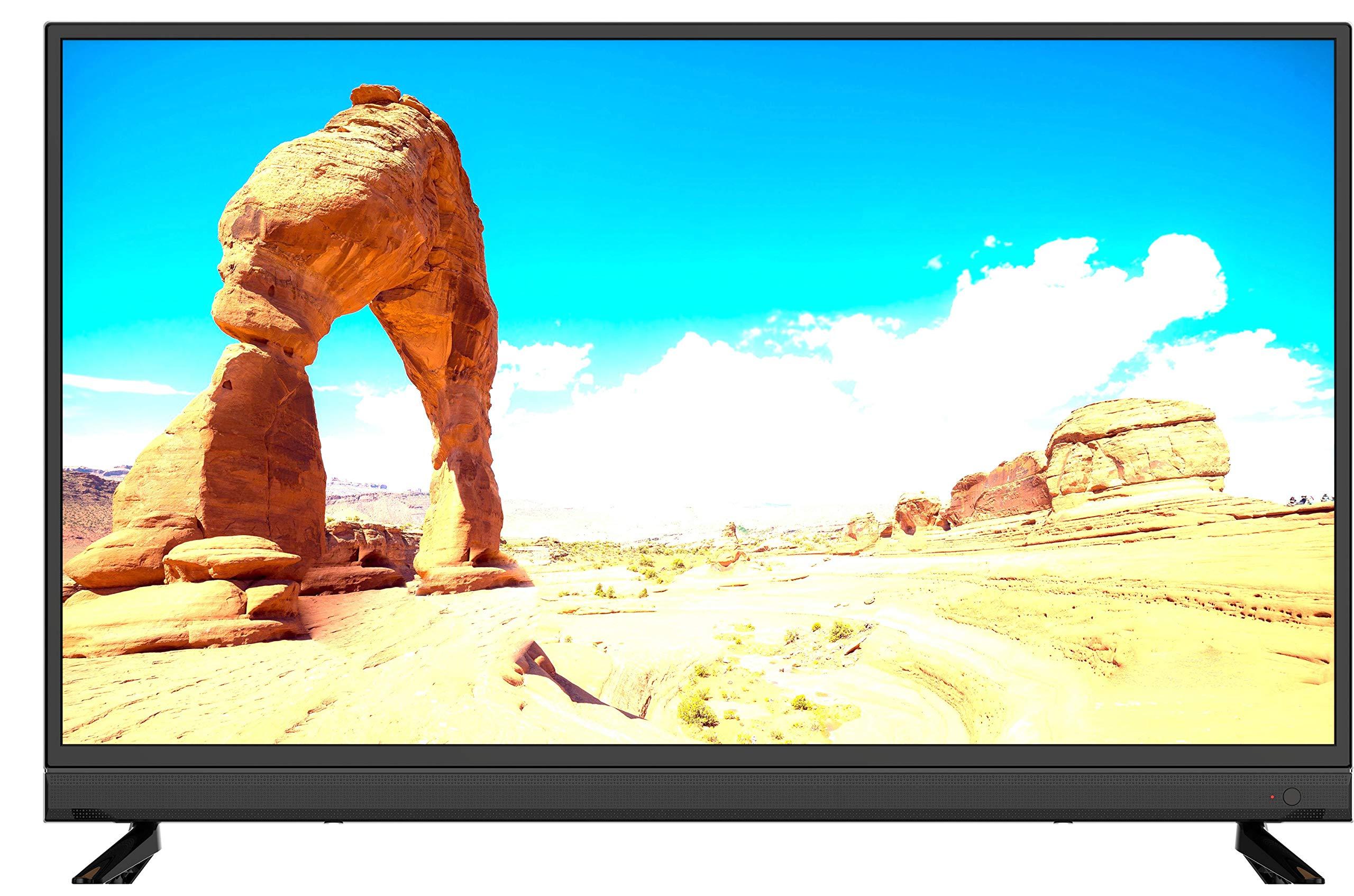 Linsar 40SB100 - Televisor 2 en 1 TV+Soundbar de 40 pulgadas con barra de sonido integrada, mejora y maximiza nuestra experiencia de televisión, FHD, HDMI, USB, eficiencia energética A: Amazon.es: Electrónica