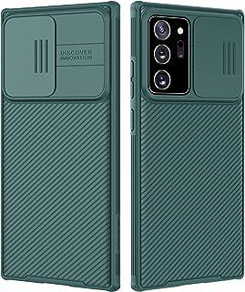 جراب Nillkin Galaxy Note 20 Ultra - جراب CamShield Pro مع غطاء كاميرا منزلق ، جراب واقٍ رفيع لهاتف Samsung Galaxy Note 20 ...