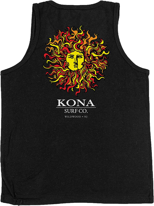KONA SURF CO. Original Sun Boys Tank Top