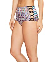 Roxy - Cuba Cuba High Waist Bikini Bottom