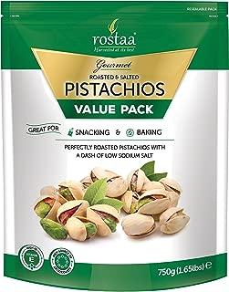 Rostaa Pistachio Value Pack, 750 gm