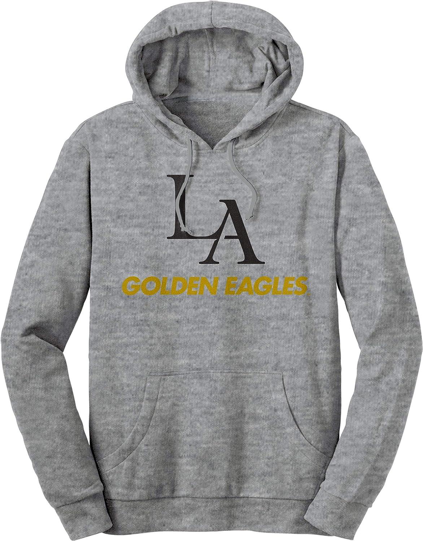 Tee Luv CSU LA Hoodie - Hooded State Golden Cal College Eagles Max 74% OFF overseas S