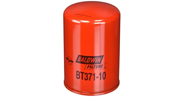 Baldwin Heavy Duty BT371-10 Hydraulic//Transmission Filter,5-13//32 In
