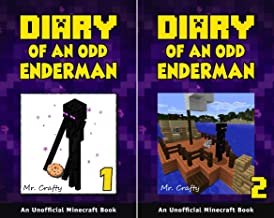 Diary of an Odd Enderman (2 Book Series)
