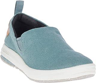 حذاء جريدواي موك من القماش للنساء من ميريل - مقاس 5 متوسط
