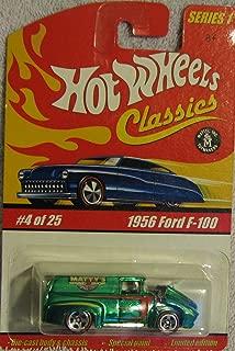 hot wheels 1956 ford f100