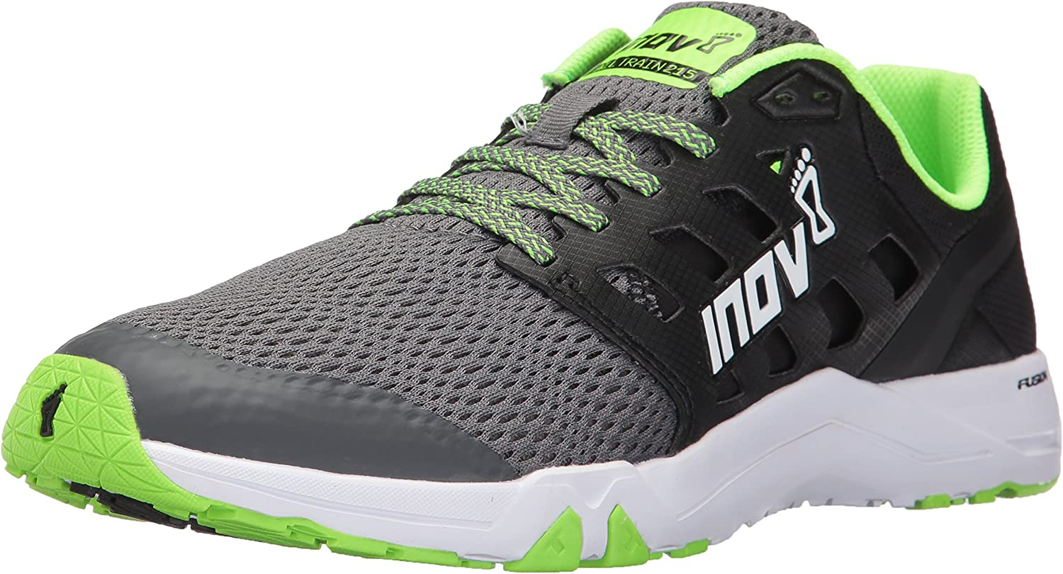 INOV-8 MENS ALL TRAIN 215 CROSS TRAINER SHOE| SHOES FOR JUMPING ROPE