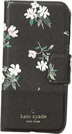 Kate Spade New York - Flora Wrap Folio Phone Case for iPhone® 7/iPhone® 8