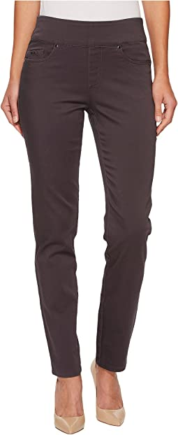 FDJ French Dressing Jeans - D-Lux Denim Pull-On Slim Jeggings in Grey