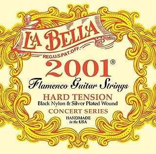 Mejor La Bella Cuerdas Guitarra Flamenca de 2020 - Mejor valorados y revisados