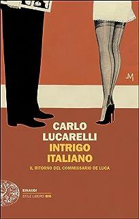 Intrigo italiano: Il ritorno del commissario De Luca
