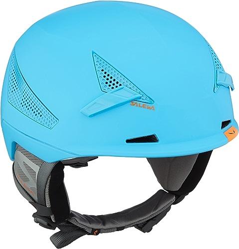 Salewa 00-0000001745 Vert Helmet Adulte Unisexe, Blanc, M