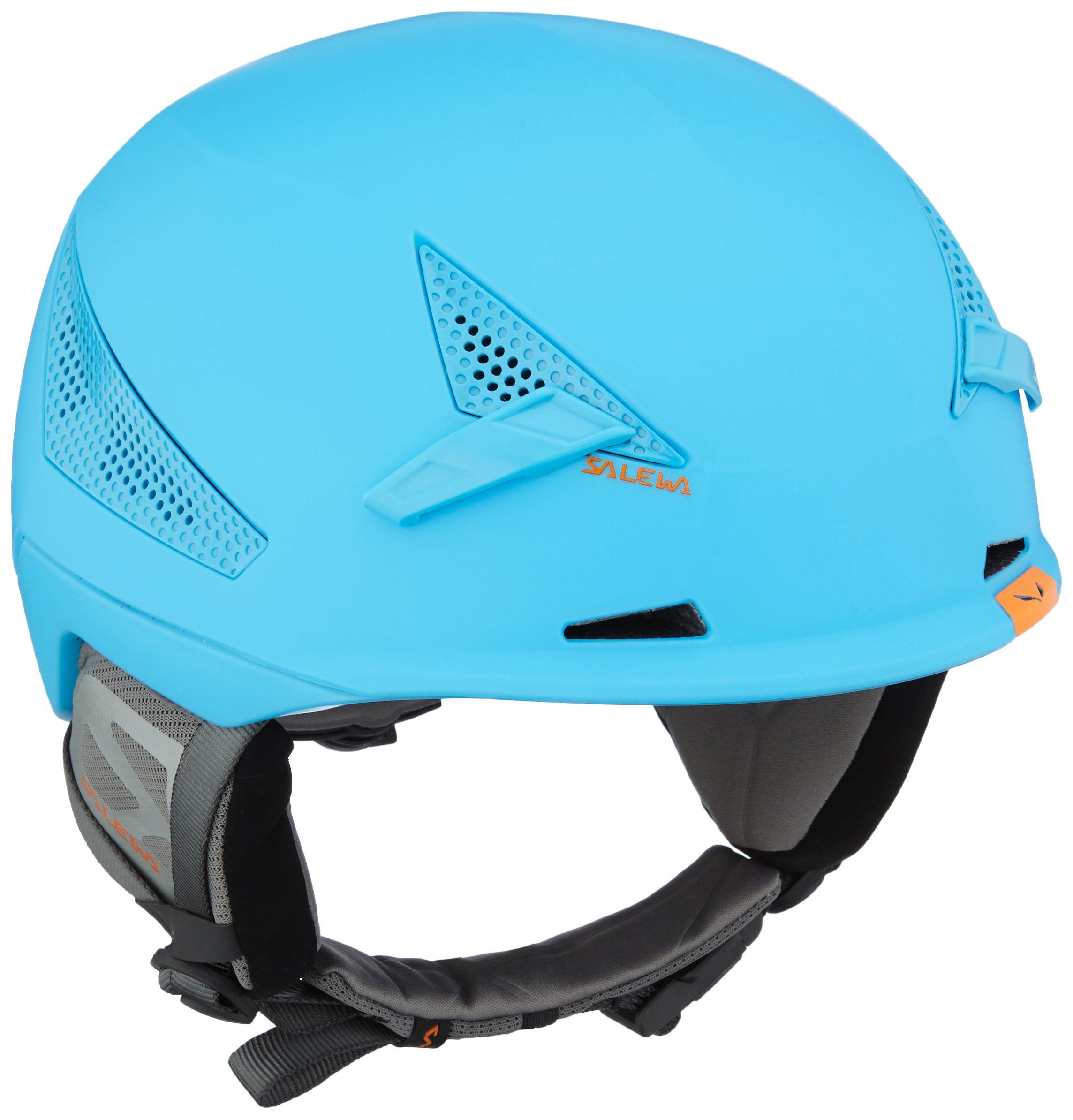 SALEWA Erwachsene Vert Kletterhelm, 00-0000001745, Ice Blue, Gr. 59 - 62 cm (L/X