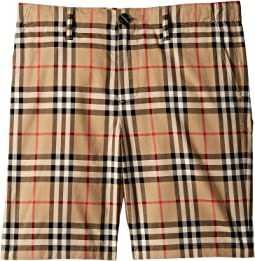 eab0335ebf9 Burberry kids tristen shorts little kids big kids | Shipped Free at ...