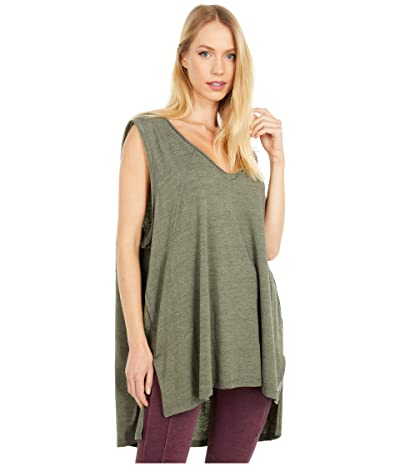 FP Movement City Vibes Tank (Army) Women