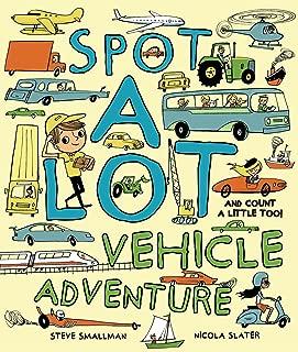Spot A Lot! Vehicle Adventure
