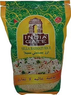 Indiagate Arrozs Basmati, Parboiled 1000 g