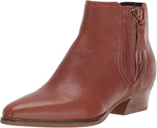 Cole Haan Women's HADLYN Bootie Ankle Boot, Ch British Tan Leather, 5.5 C US
