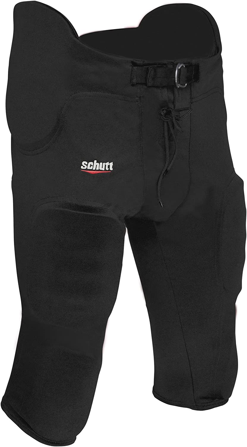 Schutt Sports Youth All-in-One Poly Knit Football Pant : Sports & Outdoors