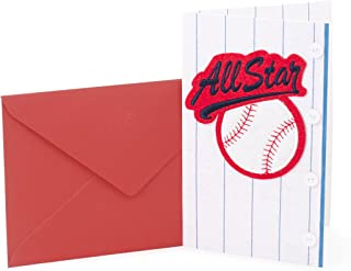 Hallmark Signature Birthday Card (Baseball All Star)