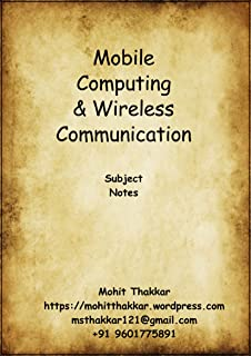 Best wireless communication and mobile computing notes Reviews