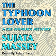 The Typhoon Lover: Rei Shimura Mysteries, Book 8
