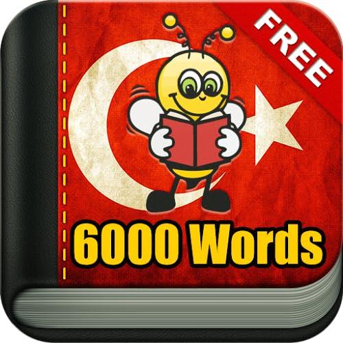 Türkisch Lernen 6000 Wörter