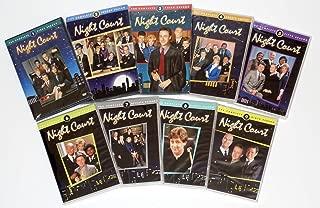 Night Court: The Complete Series (27 Discs, 9 Seasons)