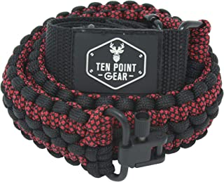 Best red paracord sling Reviews