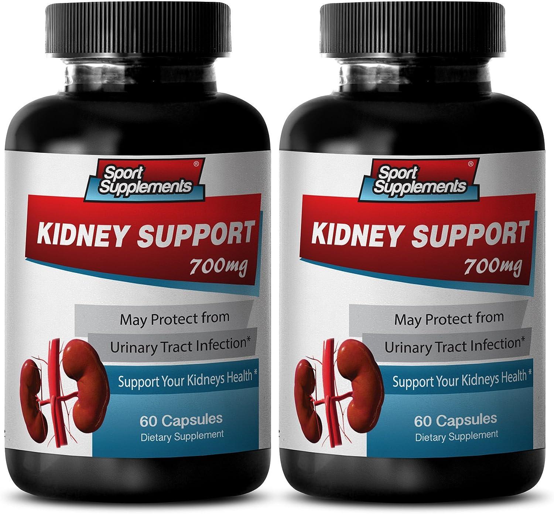 antiaging Max Import 65% OFF Health - Kidney Support Bulk in 2 Bottles Nettle