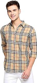Maniac Men's Slim Fit Casual Shirt